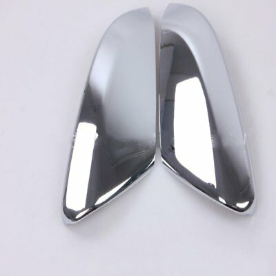 ABS Plating Rearview Mirror Protection Cover Decor Strip for Honda Civic XT