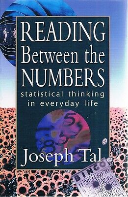 Reading Between the Numbers by Tal Joseph - Book - Soft Cover - Maths/Physics