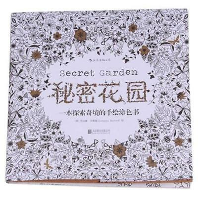 Secret Garden An Inky Treasure Hunt and Coloring Book by Johanna Basford TOP