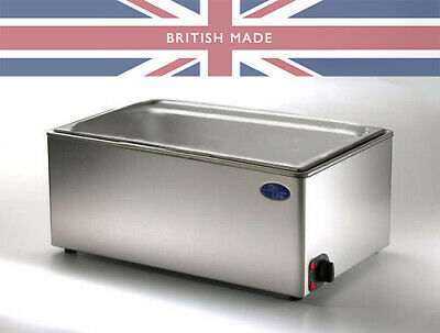 Electric Bain Marie Wet & Dry Heat 1/1GN - Ceonline OLGBM20 - no pans
