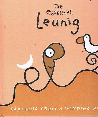 The Essential Leunig by Leunig Michael - Book - Hard Cover - Fiction - Humour