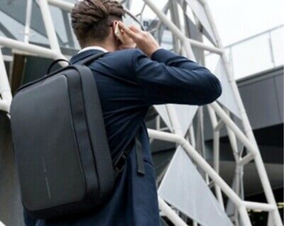 Anti-theft Laptop Backpack | 2 in 1 Convertible Backpack | Laptop Bag | Gift