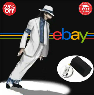 New Michael Jackson Body Tilt 45 Degree Gimmicks Stage Magic Trick Props