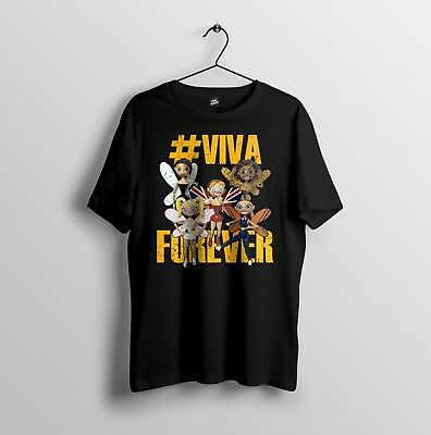 Viva Forever, Spice Girls, Spice Up Your Life - Mens Unisex T-Shirt S-2XL