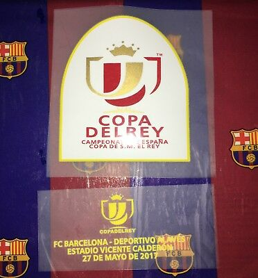Transfer Fc Barcelona Final Copa Del Rey 2017