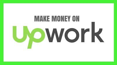 Upwork account & computer access 50 usd/months