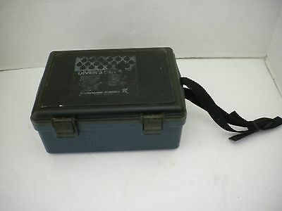 Typhoon Dry Box Small Neon Yellow for Scuba divers and Snorkelers