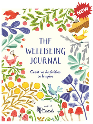 The Wellbeing Journal: Creative Activities to Inspire [ Paperback ]
