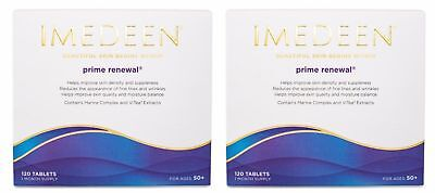 IMEDEEN PRIME RENEWAL 120 tablets, 2 months Supply, PACK OF 2