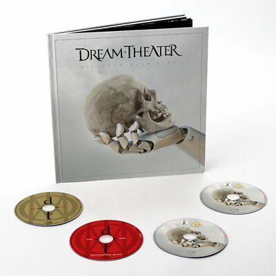 Dream Theater - Distance Over Time / Artbook (2CD+DVD+Bluray - Limited Deluxe)