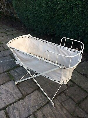 Antique Baby Cot / Crib / Cradle