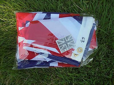Fahne Great Britain  Flagge  Nationalflagge Neu Polyester 150 x 88 cm