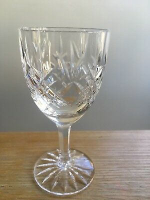 Edinburgh Crystal Lomond Sherry Glass
