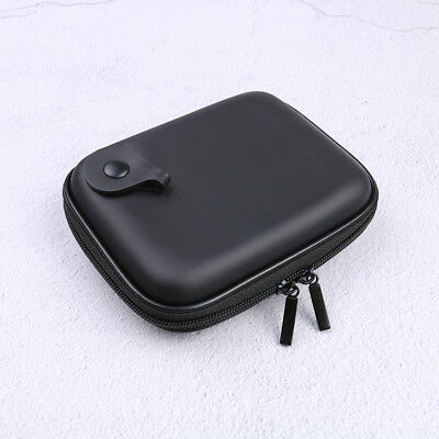 1Pcs Carrying case wd my passport ultra elements hard drives BLUS