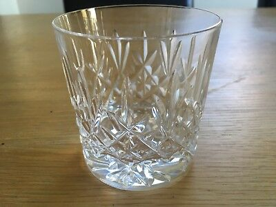 Edinburgh Crystal Lomond Whisky Glass