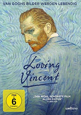 Various-Loving Vincent - (German Import) Dvd Nuovo