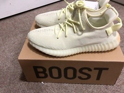 d70a8a8fcdc24 ADIDAS YEEZY BOOST 350 v2 Butter - Size 10.5 Men s Brand New in Box ...