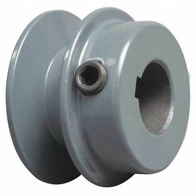 "OD 2BK25-7//8/"" 2BK 7//8/"" Bore 2 GROOVE Sheave PULLEY FOR 4L,5L BELT 2.5/"" 2-1//2/"""