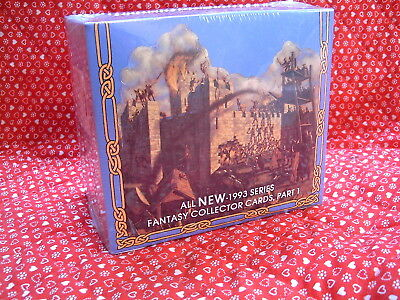 Advanced Dungeons & Dragons Fantasy Collector Card Factory Sealed Box