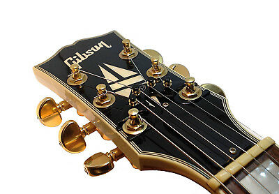 The STRING BUTLER - V3  BLACK WITH GOLD  LIMITED RUN - GUITAR