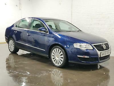 Volkswagen Passat 2.0TDI CR ( 140PS ) 2008MY Highline MOT SERVICE WARRANTY INC