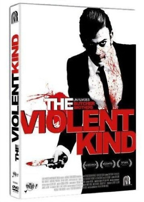 Cory Knauf, Taylor Cole et ...-The Violent Kind DVD NUEVO