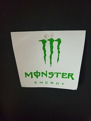 Large Monster Energy Sticker / Decal