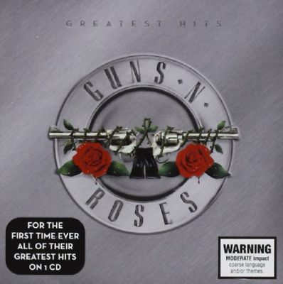 Guns N Roses-Greatest Hits CD NUOVO