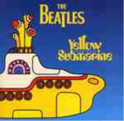 The Beatles-Yellow Submarine Songtrack CD NUOVO