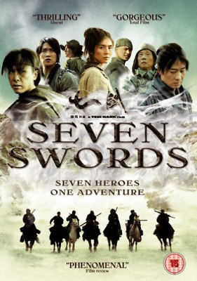 -Seven Swords (Single Disc) DVD NUEVO