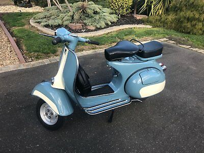 VESPA 1966  motor scooters