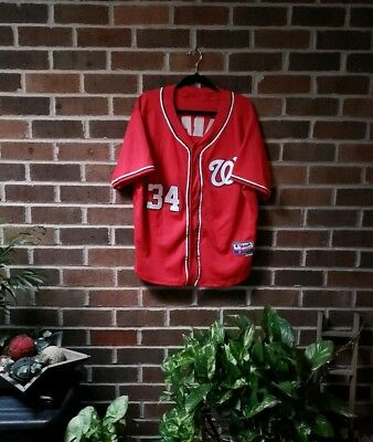 big sale c2720 a7fdd BRYCE HARPER WASHINGTON Nationals Men's Gray Flex Base ...