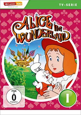 Various-Alice Im Wunderland Dvd 1 (Tv-Serie) - (German Import) Dvd Nuovo
