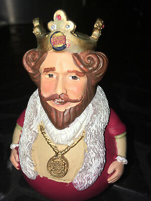 Burger King Ceramic Wobble Toy Figure From Global Convention