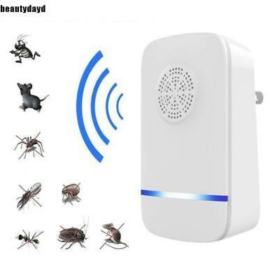 Home Office Multi-purpose Electronic Pest Repeller Ultrasonic Mouse BD6D
