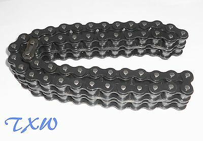 Go Kart Double Row Roller Coupling Chain For Kinroad Dazon Raider Nst Baja Dn250
