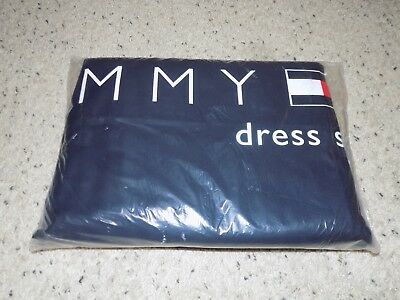 Rare New in Package Tommy Hilfiger Dress Blue Quality Store Display Table Cover