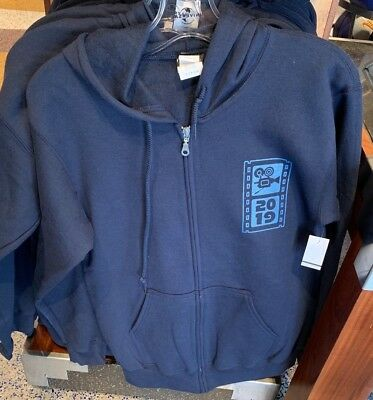 Universal Studios Hollywood 2019  The Epic Adventures Sweater Hoodie Small New
