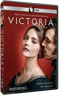 Masterpiece: Victoria - Season 2 (2019, DVD NEW)3 DISC SET