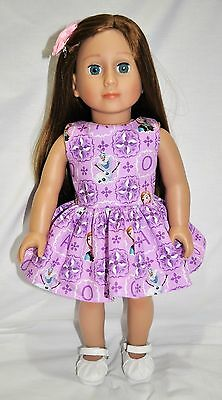 """American Girl Doll Our Generation Journey Gotz 18"""" Doll Clothes Dress & Shoes"""