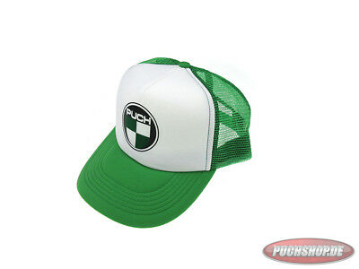 Kappe Truckers cap mit Puch Logo Merchandise Hat Fan Gift Present