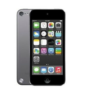 Apple iPod Touch 5 5th Generation Gen A1421- 16GB Grey MP3 Player W/ Camera