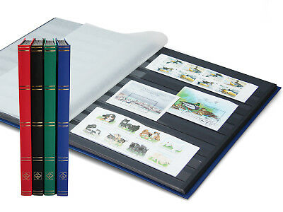 Stockbook - Assorted Colors - 32 Pages [26377] + Free Gift