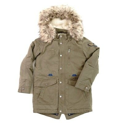 the latest 33ce7 9db43 PEPE JEANS LONDON Parka Bimbo Con Pelliccia