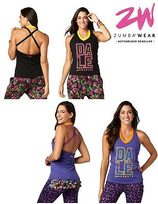 Zumba® Party Halter Choose Size and color NWT MSRP $30 LAST ONE!!
