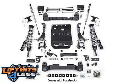 Fox Suspension Lift Kits >> Bds 820f 6 Fox Coil Over Suspension Lift Kit For 2016 19 Toyota