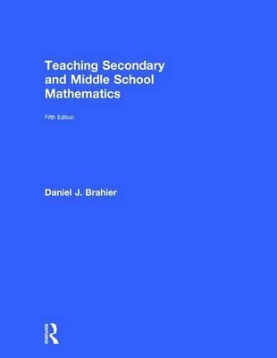 [PDF] Teaching Secondary and Middle School Mathematics 5th Edition by Daniel J.