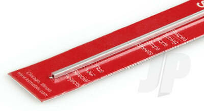 "K&S Metals SQUARE ALUMINIUM TUBE Imperial Range in 12"" lengths Precision Metal"