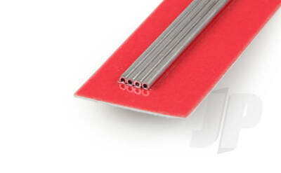 K&S Metals ROUND ALUMINIUM TUBE 0.45mm WALL Metric Range in x 300mm lengths