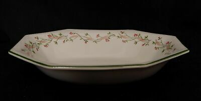 1x Johnson Brothers Eternal Floral Pattern Small Serving Dish